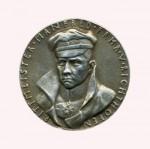 WWI Imperial German RED BARON Richthofen medallion by Goetz. ORIGINAL QUALITY.